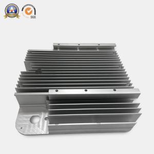 China Surface Anodizing Cnc Aluminum Machining Parts LED Lighting Aluminum Heat Sink wholesale