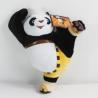 China Original Kungfu Panda Kick Pose Cartoon Plush Toys Stuffed Animals wholesale
