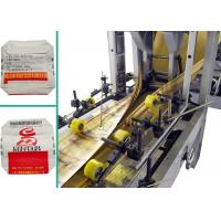 China NSK Bearing Strengthen Sheet Feed Paper Roll Bag Making Machine For Starch Bags wholesale