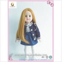 China Realistic real girl doll/ american girl dol inch american girl doll wholesale