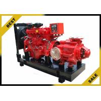 China Oem Fire - Fighting Portable Diesel Water Pump Centrifugal Gear Pump Structure wholesale