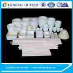 China 5-2000ML Alumina Ceramic Corundum Crucible For Melting Metal And Glass wholesale