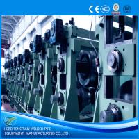 China Square Steel Pipe Production Line Milling Saw High Speed CE Certification wholesale