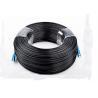 China SC SC Simplex G657A1 /G657A2 Fiber Optic Flexible Drop Cables PVC / LSZH Indoor Application wholesale