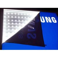 China Super Thin Wall Mounted Light Box 2 Side Waterproof Aluminum Alloy Outer Frame wholesale
