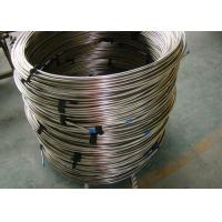 China Coiled Round Steel Tubing / Thin Wall Steel Tubing Welded / Seamless wholesale