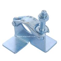 China Standard scaffolding Forged Coupler / Clamp Board Retaining , scaffold putlog wholesale