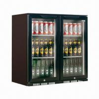 China Fashionable Style Back Bar Cooler with Evaporator Fan and Condenser Fan wholesale