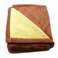 China Mink Blanket with Excellent Handfeel, Made of Supersoft Fleece, Elegant Look, Customization Accepted wholesale