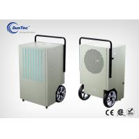 China 230V Commercial Portable Dehumidifier With Humidistat and Timer 150L/D wholesale