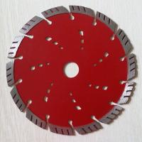 """China 5 """"   7 """" 9 """"  Diamond Turbo Blade For Granite  Cooling Hole Included Hot Pressed wholesale"""