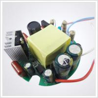 China 18 Watt 50 / 60Hz LED Switching Open Frame Power Supply Board DC 12V to 52V wholesale