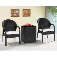 China outdoor leisure garden furniture coffee table chair set wholesale