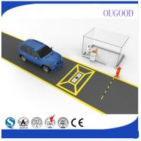 Buy cheap under vehicle inspection system with CCTV camera under vehicle search system from wholesalers