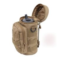 China Tactical Water Bottle Pouch Pack Gear Waist Molle Gear Attachments wholesale