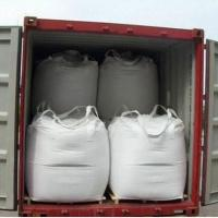 China 1 Tonne Circular FIBC Big Bag Sack With Stevedore Straps 100% Virgin Polypropylene wholesale
