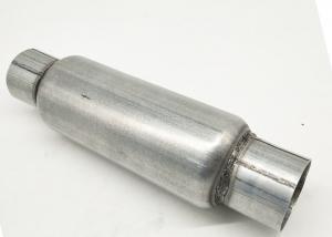 China Id 57mm Overall Length 300mm Galvanized Performance Exhaust Resonator wholesale