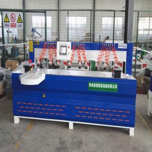 China Wood Plate Furniture Side Drilling Machine Automatic Wood Cnc Machine 4.5kw wholesale