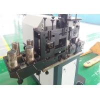 Buy cheap 50HZ Wrought Iron Machine / Pipe Embossing Machine With Cyclonical Two-Speed Reducer from wholesalers