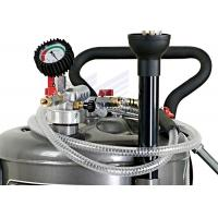 Quality Air Driven Waste Oil Drainer With Six Suction Probes / Pneumatic Oil Extractor for sale