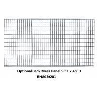 China Optional Steel Back Welded Wire Mesh Panels , Security Mesh Panels Anticorrosive wholesale