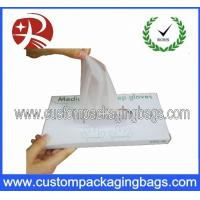 China Disposable Colored Plastic Biodegradable Bags Gloves For Food Service wholesale