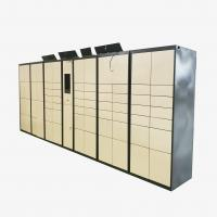 Buy cheap Indoor & Outdoor Automated Parcel Lockers Quick Dropdown And Pickup with API from wholesalers