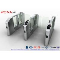Quality Vistor Management System Speed Gate Turnstile with Stainless Steel Used at for sale