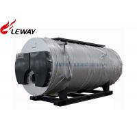 China 15 Ton Capacity Gas Fired Steam Boiler , Hot Water Gas Boiler Automatic Ignition wholesale