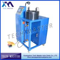 China Automatic / Manual Hydraulic Hose Crimping Machine for Air Spring Suspension wholesale