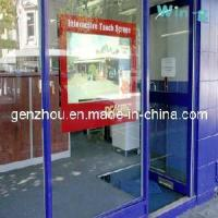 China Interactive Window Touch Foil with Rear Projection Film for Advertising Display on sale