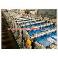 China Corrugated Iron Roofing Sheet Making Machine for Production of Metal Building Material on sale