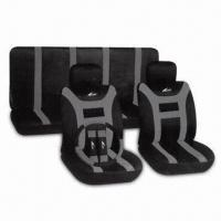 China Seat Cover for Car Seats, with Foam Padded, Available in Various Colors and Designs on sale