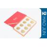 China Professional Eyelash Subscription Box False Eyelash Packaging Matt Lamination wholesale