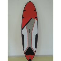 China 10'6''X32''X6'' 320x81x15cm Inflatable Sup Board For Kayaking Fishing wholesale