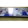 China Personalised 10x14 PVC Wedding / Kid Anniversary Magazine Cover Album Books wholesale