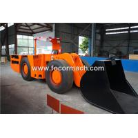 China FOCOR Underground Scooptram and mining loader Used for gold mine with Ce Approved made in china on sale