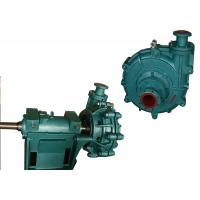 Quality Large Capacity Elctric Pumping Sand Slurry , Portable Slurry Pump Easy Operation for sale