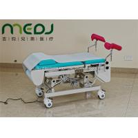 Quality Intelligent Gynecological Examination Table , Steel Obstetric Delivery Bed for sale
