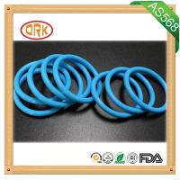 Buy cheap Blue Waterproof EPDM O Ring Rubber Seal Aging Resistance For Machinary product