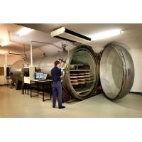 Quality Brick / Food / Glass / Wood Autoclave High Pressure For AAC Plant , High for sale