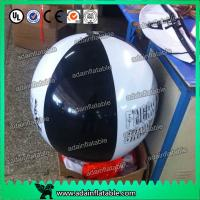 China Colorful PVC Plastic Inflatable Beach Balls Custom Promotional Products wholesale