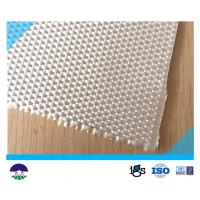 Buy cheap PET Anticorrosion Multifilament Woven Geotextile 760G Reinforcement Fabric from wholesalers