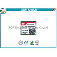China Smallest GPRS Module GSM GPRS Module SIM800C 3G Wifi SIMCOM Module wholesale