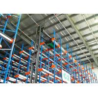 China Radio Shuttle Racking Pallet Storage System wholesale