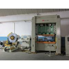 China Disc Feeder Steel Plate Straightening Machine Metal Roll Punch Stamping Equipment wholesale