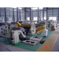 China Industrial 0-80M/min Precision Hydraulic Slitting Line With Low Energy Consumption wholesale