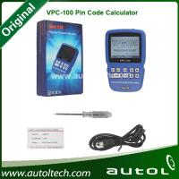 China 2014 Professional Vpc100 Hand-Held Vehicle Pincode Calculator Vpc-100 Pin Code Digital Reader with 500 Tokens wholesale