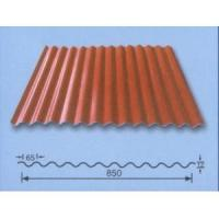 China Industrial Waterproof Prefabricated Roofing Sheets , Metal Building Wall Panels System wholesale