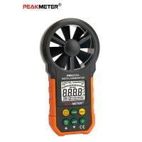 China High Precision Environmental Meter Portable Wind Speed Measuring Device wholesale